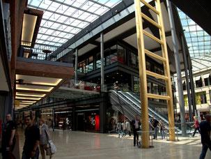 (c) 2013 Werner Langen - Eingangsbereich des Forum Duisburg