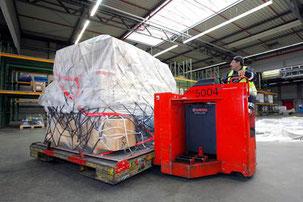 FRA cargo handling