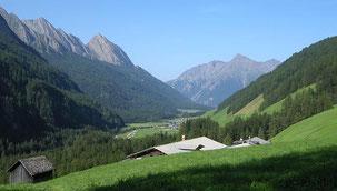 Val di Vizze - Pfitsch