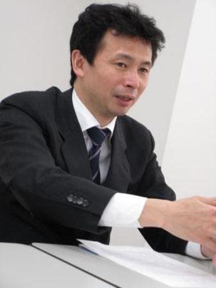 中小企業における人材活用を説く勝亦さん