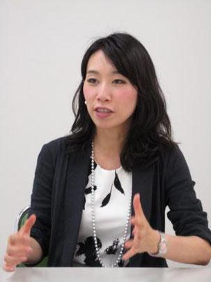 プリナップ協会の特徴を説明する多田さん