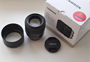Tamron SP 85 mm f/1.8 Di VC