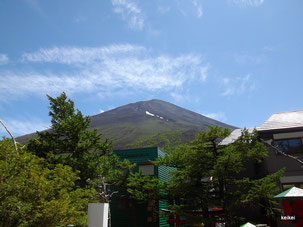 富士山 富士登山
