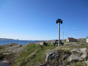 Tilting auf Fogo Island