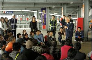 2013年 田中宏暁先生のスロージョギング教室 in 福山コロナワールド