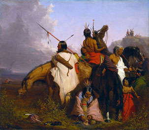 Wikipedia Charles Deas: A group of Sioux
