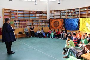 2013 NMS Eibengasse Märchenprojekt der 1. Klassen