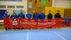 v. Deventer, Engel, Häfner, Haubold, Blücher, Schmidt, Berberich, Schad