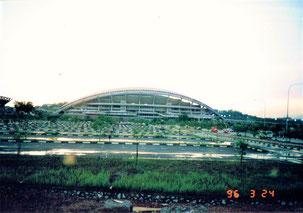 マレーシアのシャー・アラム・スタジアム