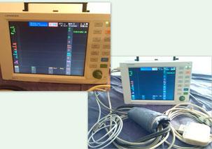 Lohmeier M011 Monitor für Medizin und Praxis