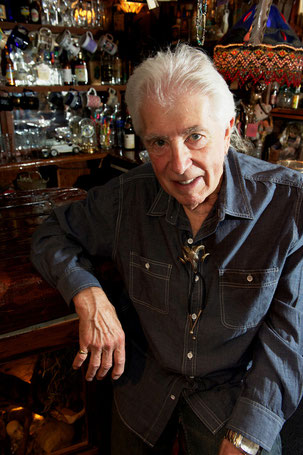Vater des weißen Blues: JOHN MAYALL.