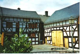 Scheune mit Wohnhaus Löhnberg