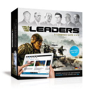 Brettspiel Rezension: Leaders a combined Game