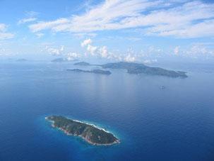 seychelles isole