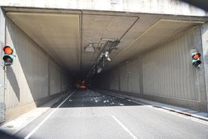 Unfallfoto vom 20. Mai 2020