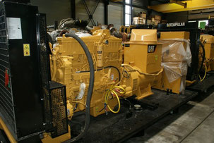 Landed Generator set CAT 3406 Caterpillar - Lamy Power special deal