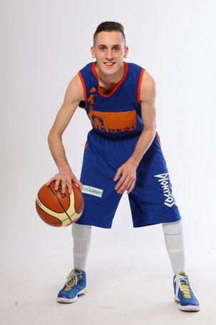 Sergej König spielte noch einmal stark auf und markierte 23 Zähler und zahlreiche Assists. (Foto: Farah)