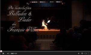Konzertauszüge vom 17.09.2013