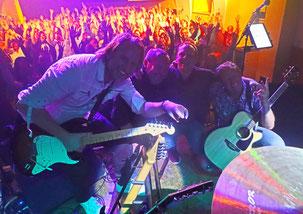 Olles Leiwand 2017 beim Surheimer Sommerfest zum 10-jährigen Band Jubiläum