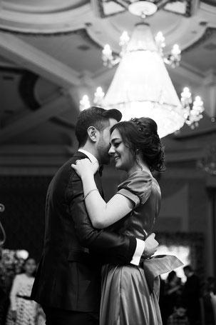 Ein tanzendes Paar