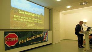 Nord-Ost-Ring - Vortrag mit Joseph Michl