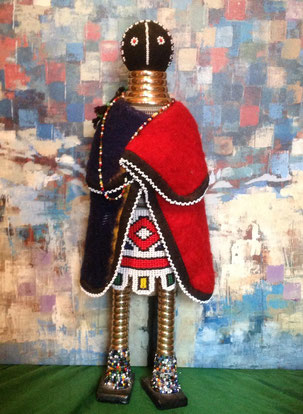 """""""Rare Indian Doll"""", African doll"""