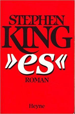 """Stephen Kings """"es"""". Die Bücher zu den anderen Buchstaben kommen noch."""