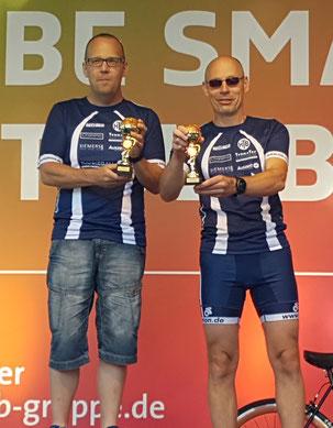 Frank Diekmann und Thomas Sprung.