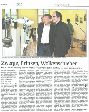 Kunstverein Horb a. N. 10/2017