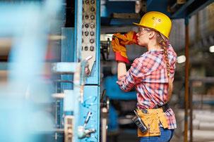 In Deutschland spielt der Mittelstand für Wachstum und Wohlstand eine wichtige Rolle.  Foto: djd/BVR/thx