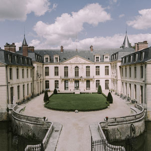 wedding venues near Paris