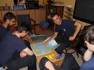 Cartographie marine