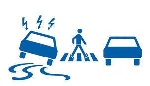 symbolische Darstellung eines Fahrschulwechsels