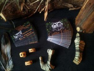 Gatto Tribe Visitenkarten