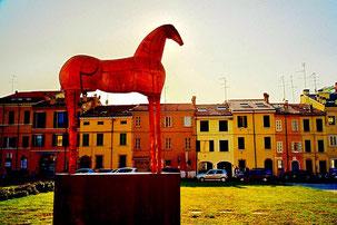 das Wahrzeichen von Ravenna