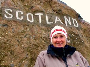 Grenze England-Schottland