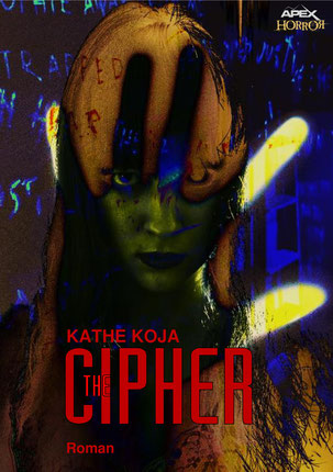 Cover der Apex-Ausgabe von THE CIPHER.