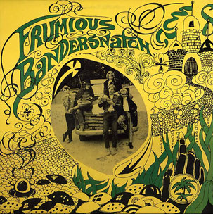Portada original del EP, editado en 1968.