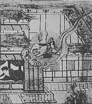 Une chambre. Henri Maspero (1883-1945) : La vie privée en Chine à l'époque des Han. — Conférence au musée Guimet, le 29 mars 1931. Parution dans la Revue des Arts Asiatiques, Paris, 1932, tome VII, 17 pages.