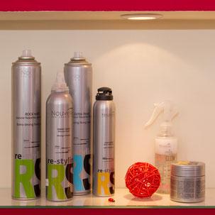 Nouvelle Haarpflegeprodukte im HairEck No.1 - Ihrem Friseur in Leipzig Reudnitz