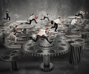 Brechen Sie aus dem Hamsterrad aus und springen Sie mitten hinein in das Leben! Durch effektive Work Life Balance in der gelebten Praxis