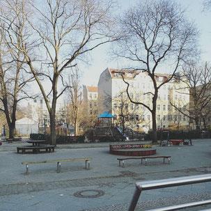 Neukölln: Skate spot in Schierker Straße 50