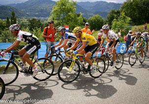 Col du tour de France Pyrénées Argelès-Gazost - gîte Casa Bonita