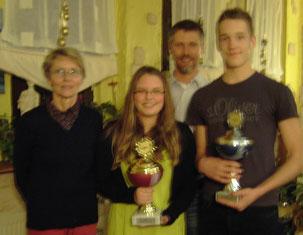 Vereinsmeister 2013