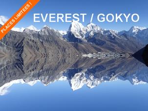 Trek camp de base everest - lac gokyo Nepal