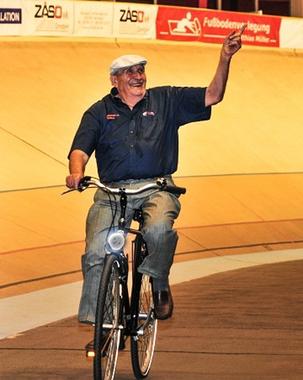 Weltmeister-Trainer Eberhard Pöschke