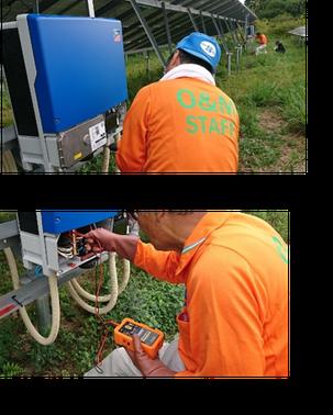 太陽光 パネル 点検 ツール ソラメンテ iS ユーザー レポート さんでん 滋賀