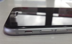 iPhone6 マナーボタン画像