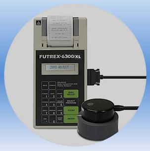 Abbildung FUTREX® 6300/XL - Messung ab 18 Jahren