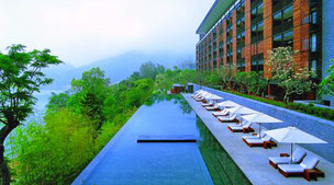 Lalu Hotel Sun Moon Lake Taiwan